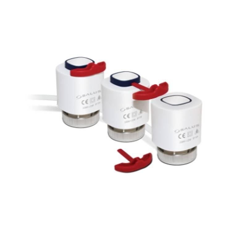 Poza Actuator electro termic Salus T30NC 230 M 30x1.5