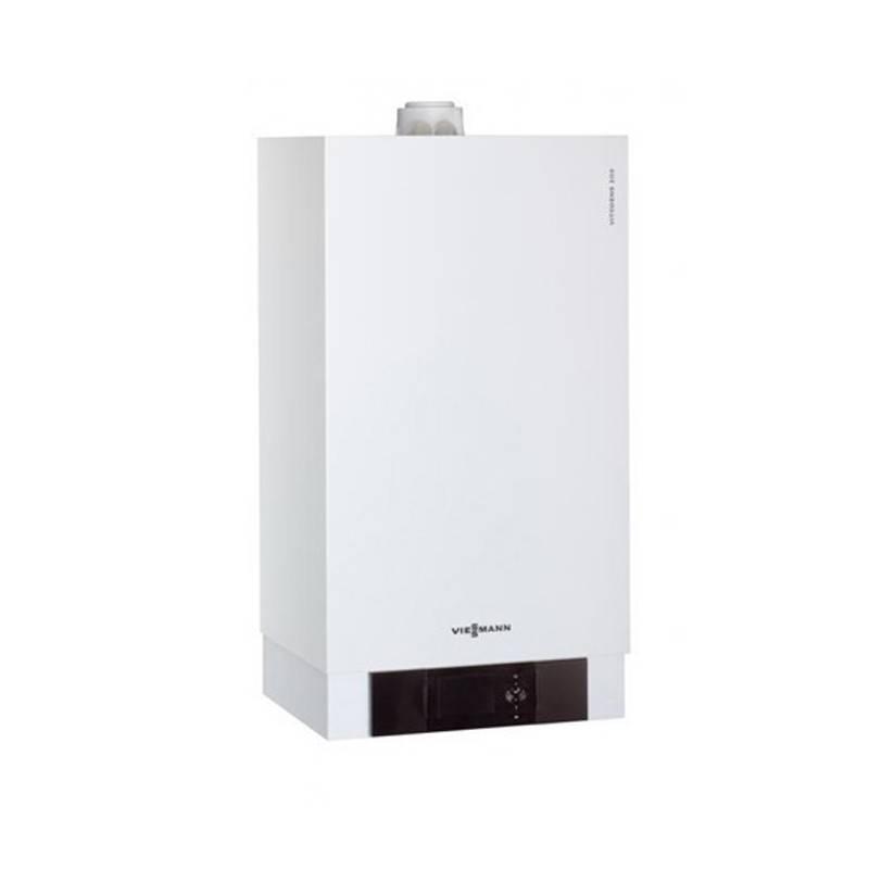 Poza Centrala termica in condensare Viessmann Vitodens 200-W, Vitotronic 100 HC1B