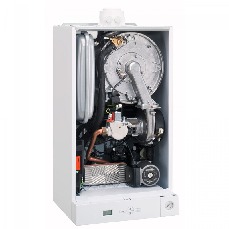 Poza Centrala termica in condensatie Viessmann Vitodens 050 W 24 kW. Poza 3606
