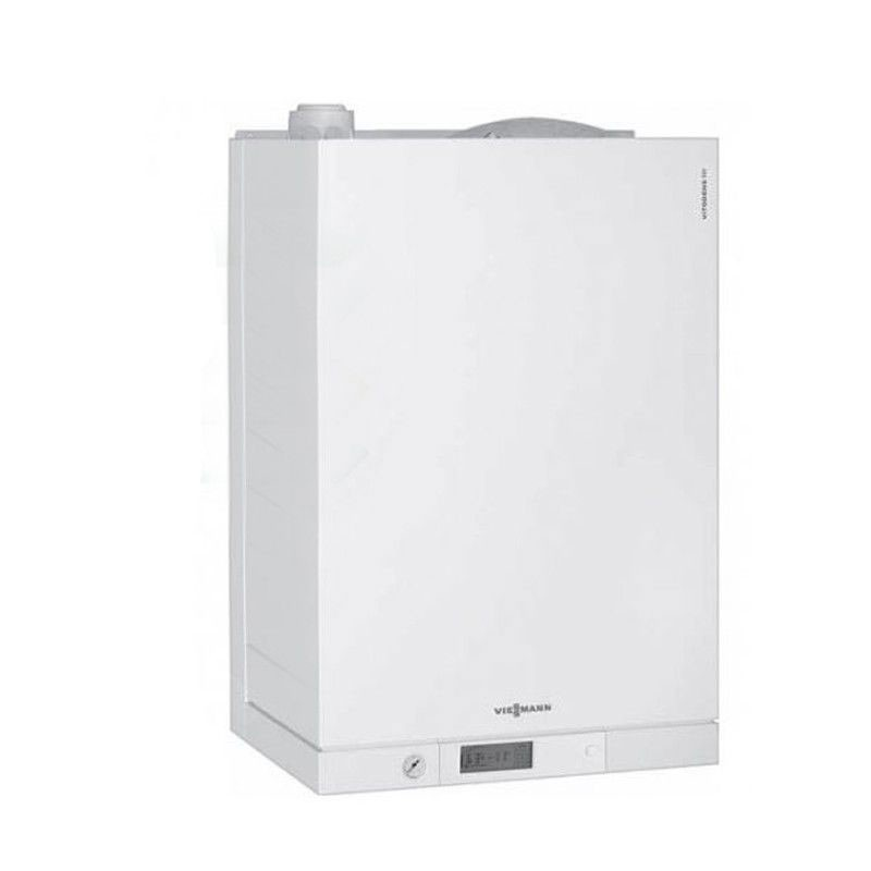 Poza Centrala termica in condensare cu touchscreen Viessmann Vitodens 111 W 26 kW B1LD162. Poza 4757