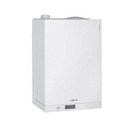 Poza Centrala termica in condensare cu touchscreen Viessmann Vitodens 111 W 35 kW B1LD163. Poza 4756