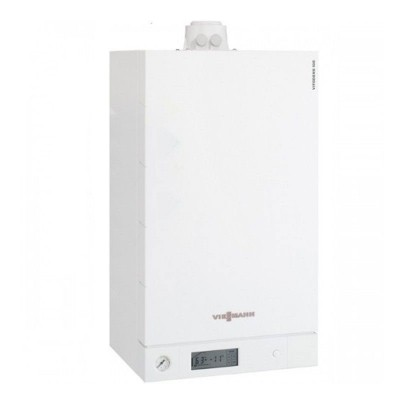 Poza Centrala termica in condensare cu touchscreen Viessmann Vitodens 100-W 26 kw B1HC178 numai incalzire. Poza 4766