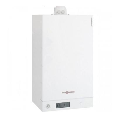 Poza Centrala termica in condensare cu touchscreen Viessmann Vitodens 100-W 19 kW B1HC177 numai incalzire. Poza 4767